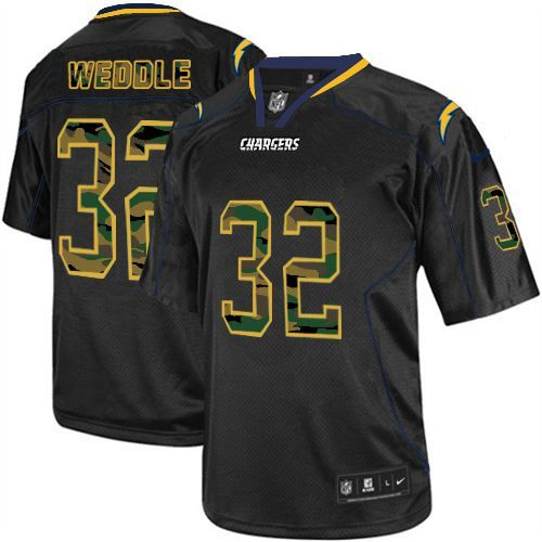 Eric Weddle Elite Jersey-80%OFF Nike Camo Fashion Eric Weddle Elite Jersey at Chargers Shop. (Elite Nike Men's Eric Weddle Black Jersey) San Diego Chargers #32 NFL Camo Fashion Easy Returns.