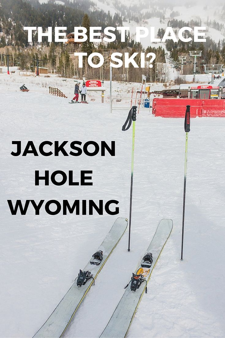Jackson Hole Mountain Resort is one of the best ski resorts in North America, so it seemed like a great place to try skiing for the first time. Find out how we went. And why we are sad. Travel. Ski. Wyoming.