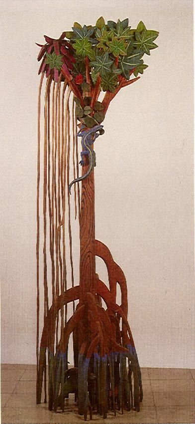 Manglar de la anguila - Hernando Tejada