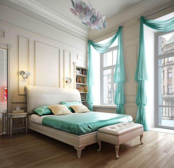 appealing Aqua Blue Bedroom Design ,   #Aqua Blue Bedroom Design wallpaper from http://homesdesign.us/?p=177