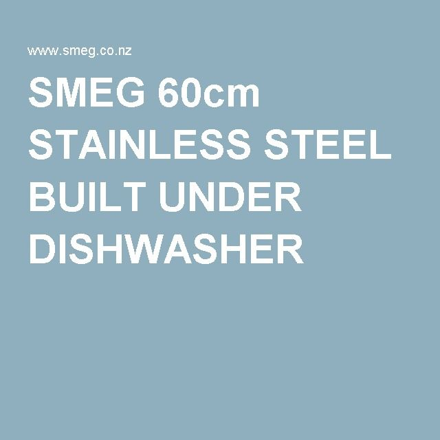 Smeg 60cm built under disherwasher with 5 programmes & 4 washing temperatures (model DWAU214XO) for sale at L & M Gold Star (2584 Gold Coast Highway, Mermaid Beach, QLD). Don't see the Smeg product that you want on this board? No worries, we can order it in for you!