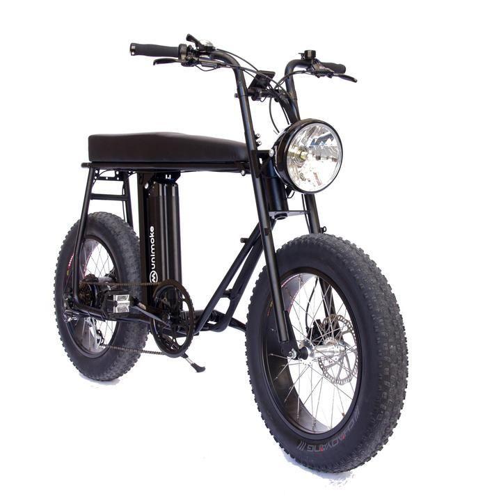 Unimoke V2 Urban E Bikes Velo Fahrrad Gangschaltung