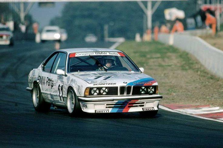 Top 5 klassische DTM-Autos