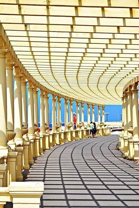Passeio Alegre (literally it means joy causeway) it is one of the most beautiful places. Porto, Portugal