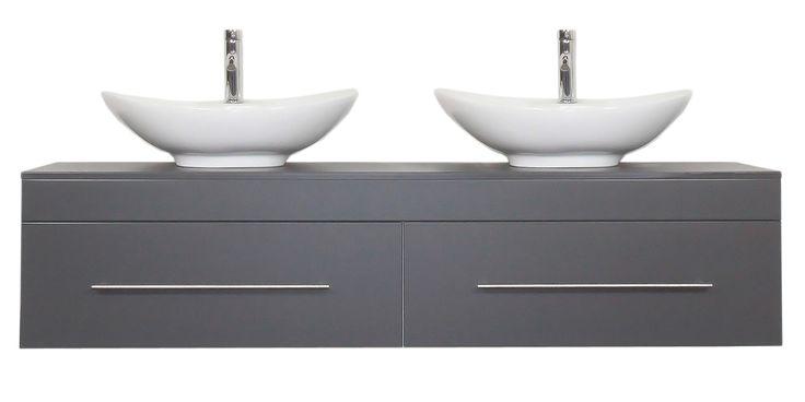 Doppelbadmöbel kaufen - Design Badmöbel
