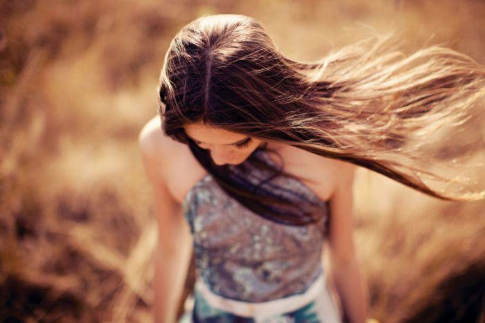 Натуральные средства для мытья волос