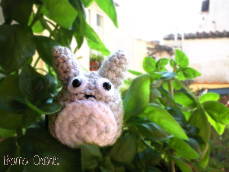 Tiny Totoro Amigurumi : 17 Best images about Amigurumis on Pinterest Free ...