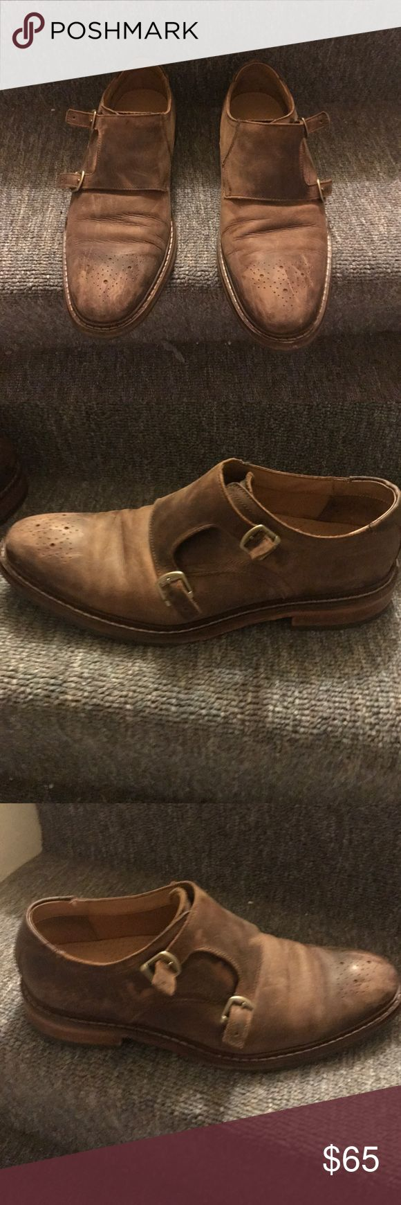 Cole Haan Dress Shoes Men's Size 9 Barely worn Cole Haan dress shoes! Super stylish- great for work of play. Cole Haan Shoes Oxfords & Derbys