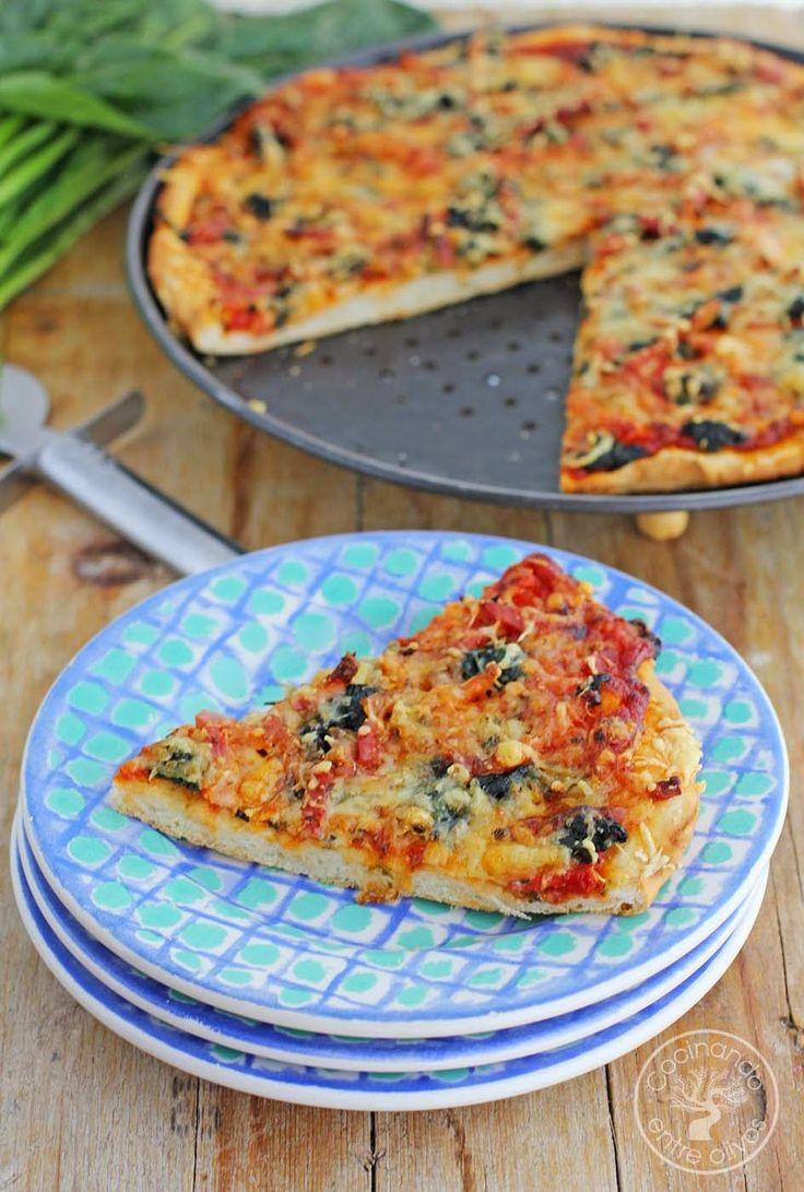 210 best recetas empanadas panes pizzas bocadillos y - Cocinando entre olivos ...