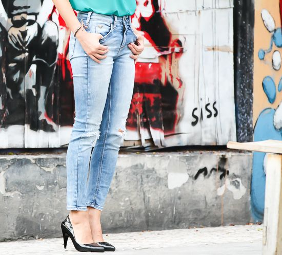 Melissa Classic Heel para Doce Vida Store