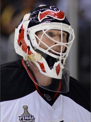 Martin Brodeur Signs A Two Year 9 Million Deal Monday July 2nd 2012 BrodeurNew Jersey DevilsYear