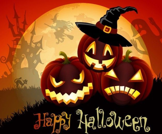 Happy Halloween to all... ♡