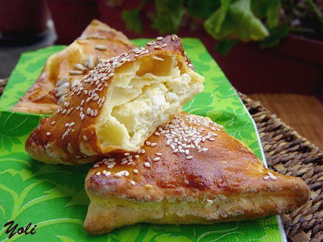 Вкусно с Йоли: Соленки от парено тесто