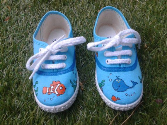 Zapatillas peces, Calzado, Zapatillas, Niños y bebé, Patucos