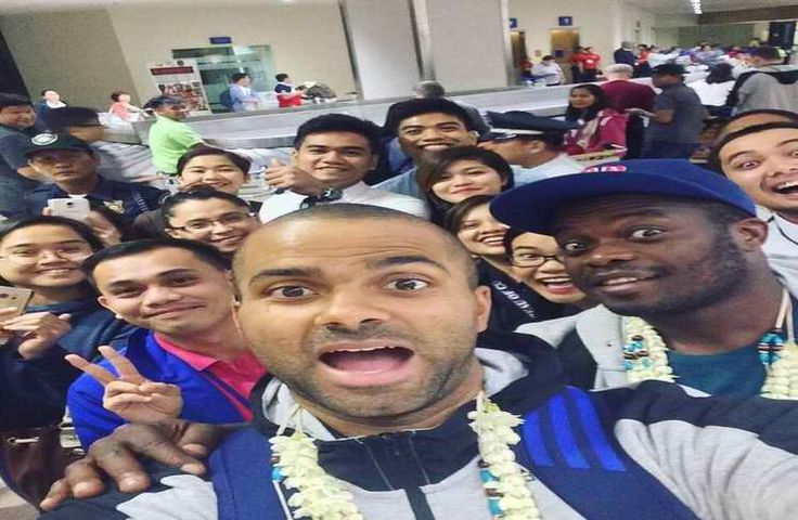 Tony Parker Calls Gilas Pilipinas a Dangerous Team but Still Confident of Victory Ahead of Olympic Qualifying Game - http://www.hofmag.com/tony-parker-calls-gilas-pilipinas-dangerous-team-still-confident-victory-ahead-olympic-qualifying-game/165699