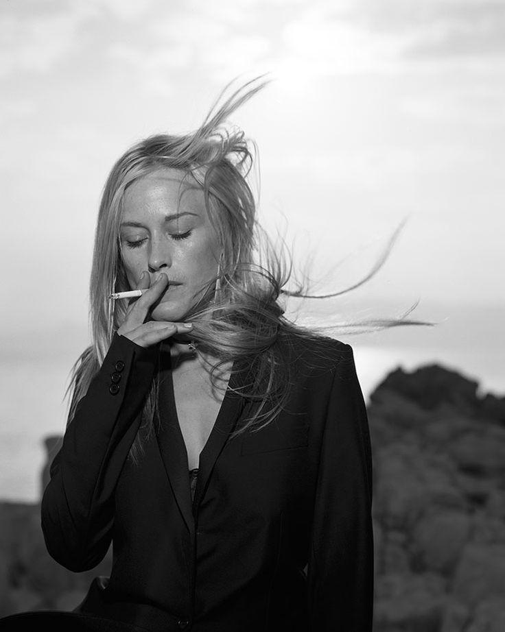 Patricia Arquette by Michel Comte.