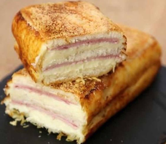 Croque cake au thermomix