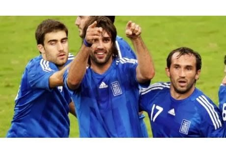 Greek Soccer National Team ~ Εθνική Ομάδα