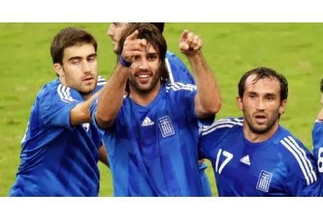 Greek Soccer National Team ~ Εθνική Ομάδα
