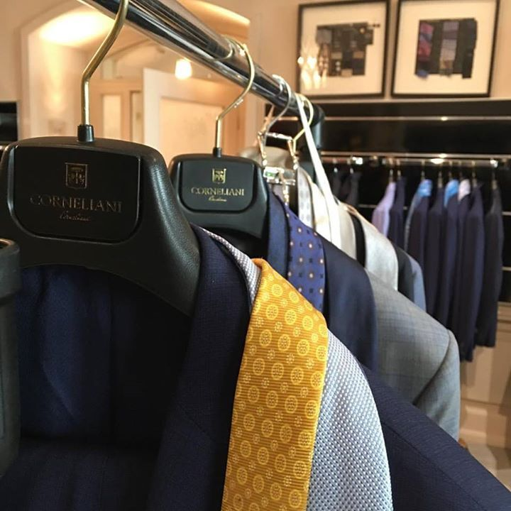 Sets are ready  #sets #outfits #inspiration #proposition #choice #tie #corneliani #canali #davide #atelier #mtm #bespoke