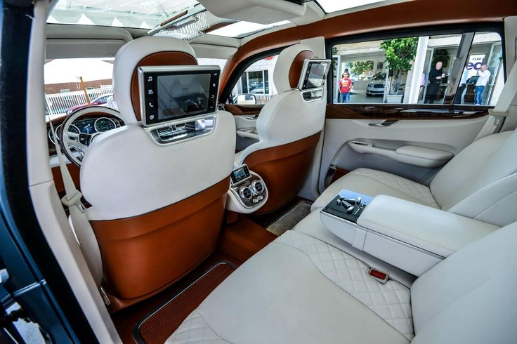 Bentley's Interior