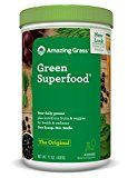 Amazing Grass Green SuperFood 17-oz. Tub Reviews