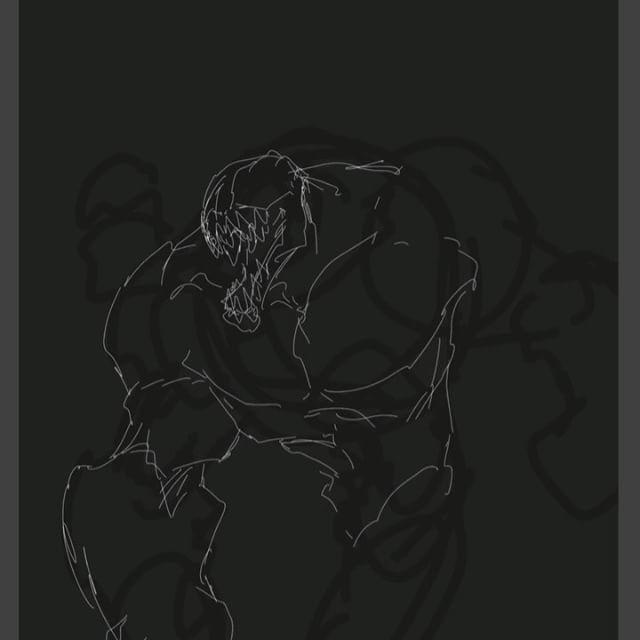 Angelo Nardone-️ #manga #marvel #dc #disney #basel #comic #capcom #anime #comicart #imagecomics #characterdesign #cartoon #nintendo #art #graffiti #games #ink #fitness #doodles #drawing #sketches #sketchbook #pencil #tattoos #illustration #cosplay #ipadpro #spiderman #venom #digitalart