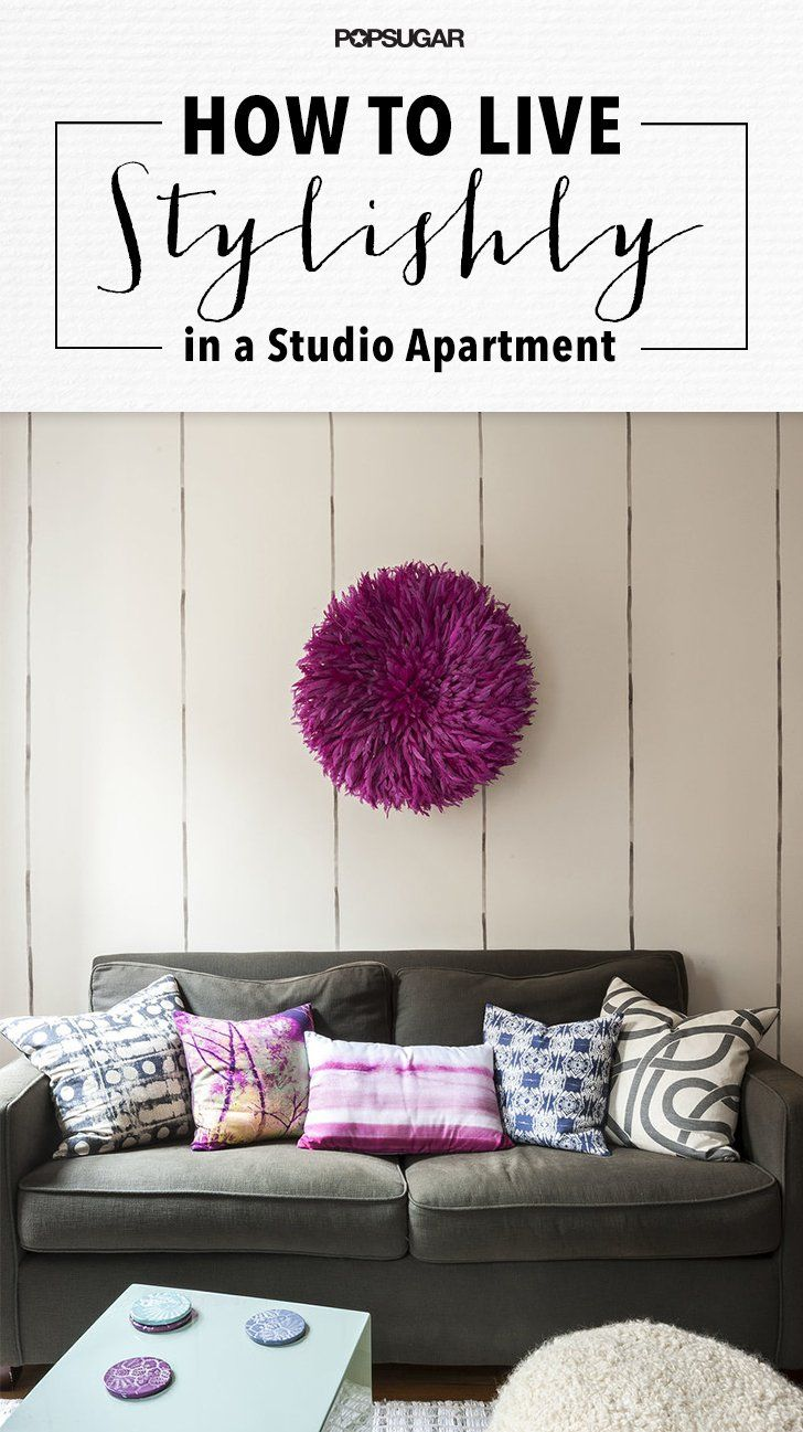 top 25+ best decorate studio apartments ideas on pinterest
