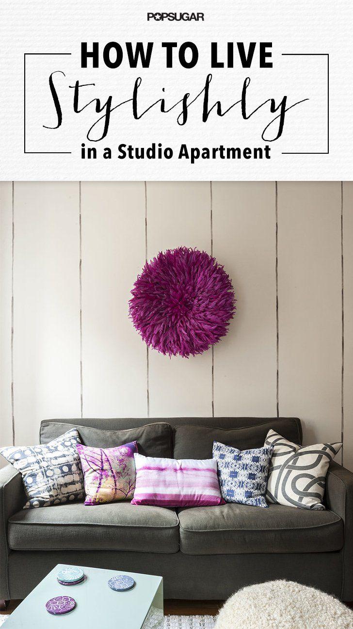 top 25+ best decorate studio apartments ideas on pinterest