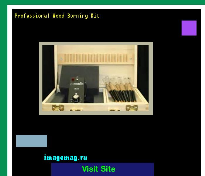 Professional Wood Burning Kit 094239 - The Best Image Search