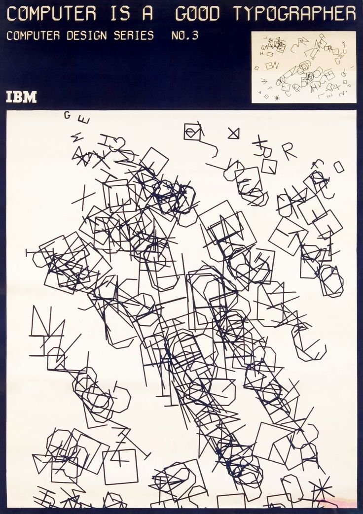 Computer is a Good Typography - Masao Kohmura