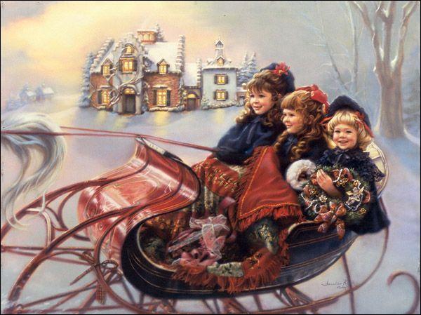 """Winter Wonderland"" ~ Sandra Kuck"