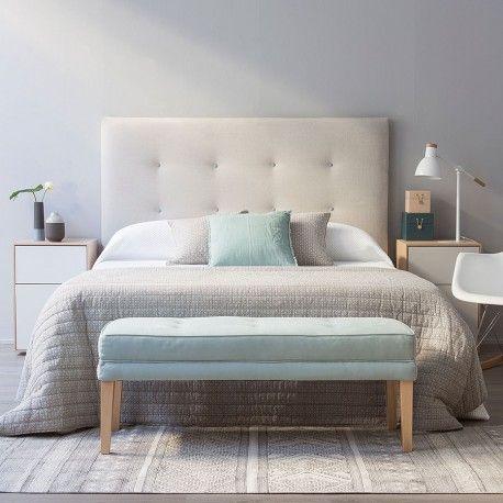 Las 25 mejores ideas sobre respaldos de cama en pinterest - Cabecero con fotos ...