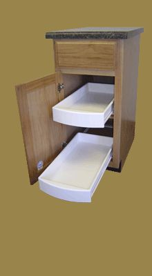 Roll Out Drawer Cabinet