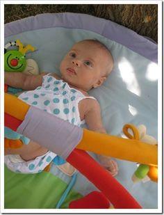 18 activités à pratiquer avec votre bébé de 0 à 3 mois