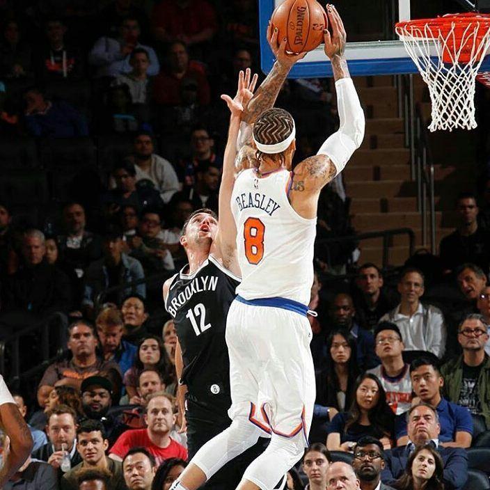 """Siempre lo diré:  """"Michael Beasley, uno de los jugadores mas auto desaprovechados de la historia""""  🏀Un jugador que tenia todo lo que necesitaba un lider, un anotador... cualquier atacante nato, pero como muchos, prefirió las tonterias y ya nada es igual😔  #MichaelBeasley #NewYork #Knicks #NBA #Nbasketlovers"""