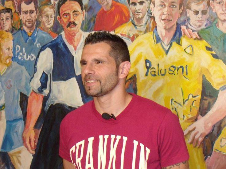 Sergio Pellissier - AC Chievo Verona #football