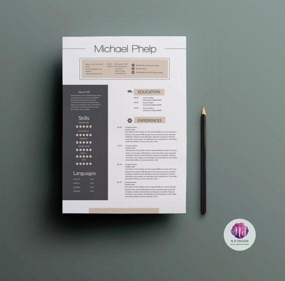Best Modern Cv Sample Images On   Resume Templates