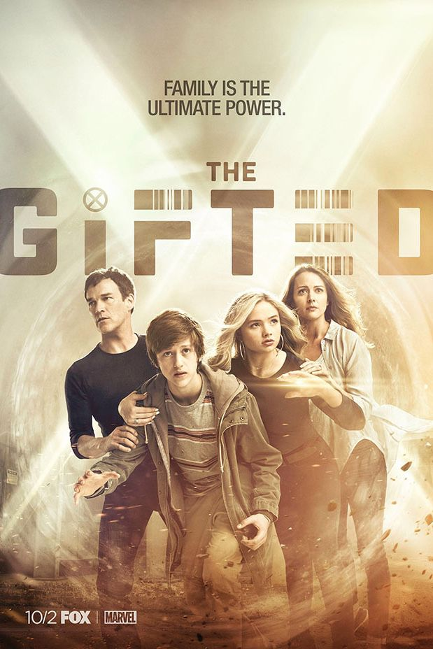 The Gifted Season 1 Poster 02 10 17 Tv Series To Watch Tv Series American Comics