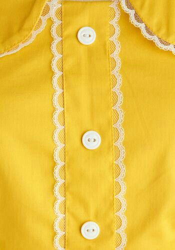 #Yellow #Fashion #details