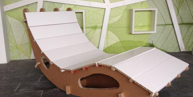 17 mejores im genes sobre cartonaje mesas sillas - Mesas de carton ...