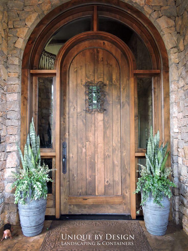 Best 25 Rustic Front Doors Ideas On Pinterest Farmhouse