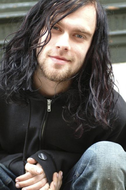 Bert McCracken. Still love The Used just like the first time I saw them