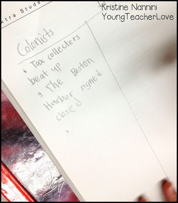 Young Teacher Love: Point of View Eyeballs!