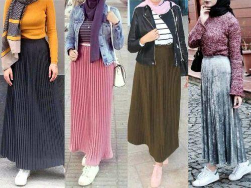 Spring hijab fashion 2018 – Just Trendy Girls