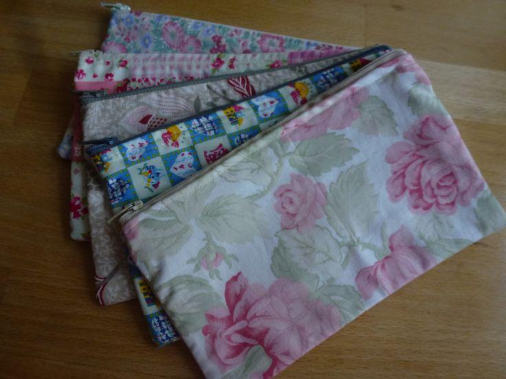 Cosmetics bag / purse, £5.00 handmade!!