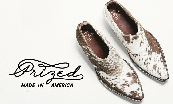Killer Footwear from Prized USA