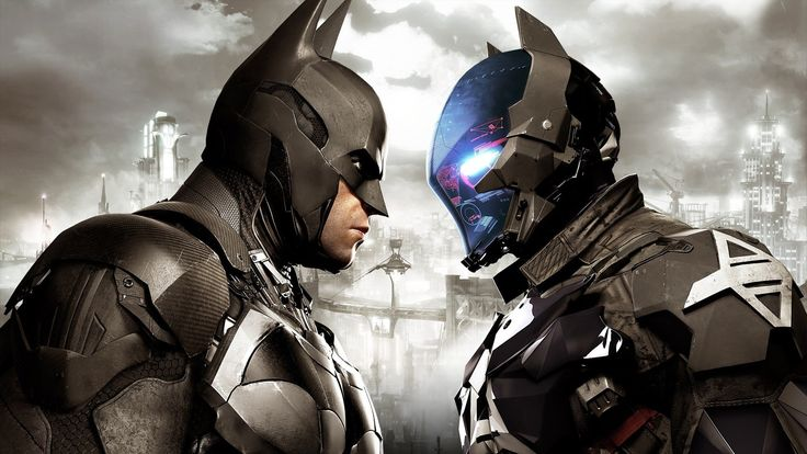Batman Arkham Knight - O Filme Dublado - YouTube