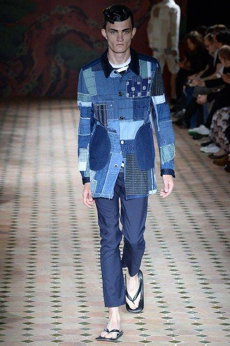 Junya Watanabe, spring/summer 2015 menswear