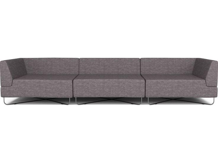 Orlando ist ein Modulsofa der luxusklasse. Handgefertigtes dänisches design und 5 Jahre Garantie gegen Formveränderungen der Polster. Ein loungesofa, das man entspannt, in weiche Kissen zurückgelehnt, genießen sollte.